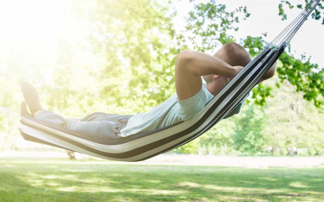Drei Entspannungsübungen für jeden Ort und jede Zeit